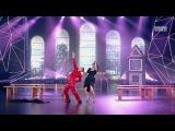 Танцы: Снежана Крюкова и Илья Кленин (выпуск 20)