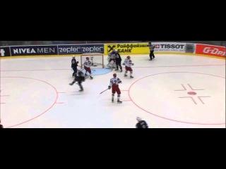 Russia 1-2 USA / IIHF / Krug goal