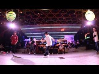New Taipei Bboy City & 女力 Japan【BGIRL 2VS2】FINAL Rad Qweenz vs Qween of Qweenz