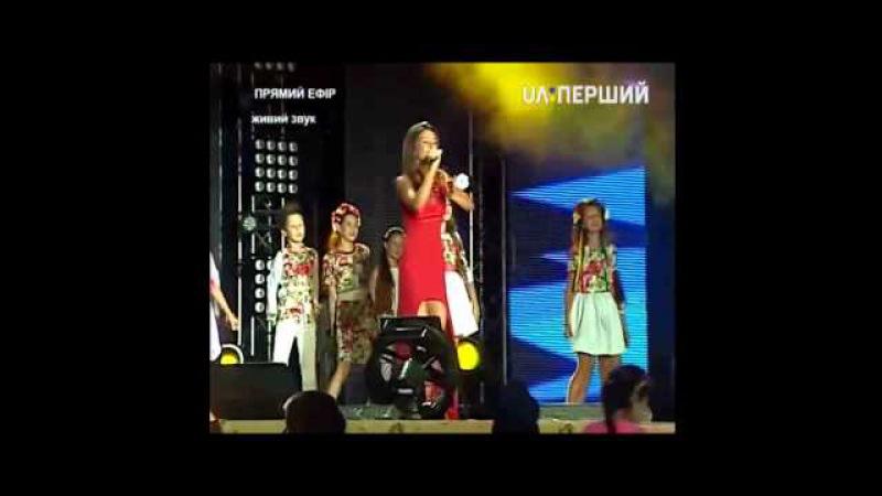 Злата Огневич - Запали вогонь (JESC 2015 Финал)