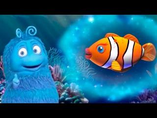 Мультики - Загадки про Животных - Прыг и Скок - Рыба-Клоун