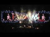 One Direction ワンダイレクション 4曲目 Midnigth Memories 京セラドーム大阪 2015年2月&#65