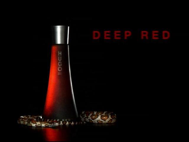 Hugo Boss - Deep Red