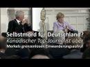 Deutschlands Selbstmord Kanadischer Journalist über Merkels bedingungslosen Einwanderungsaufruf