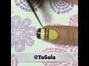 """Galina💅🏻 on Instagram """"🎥Cute and simple nail design 🌸El Corazon No423/290, No423/280, No423/270 @el_corazon_art_direct @el_corazon_shop Elcorazon-shop . .…"""""""