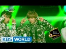 SUPER JUNIOR - D E - Can You Feel It? (촉이 와) [Music Bank HOT Stage / 2015.03.27]