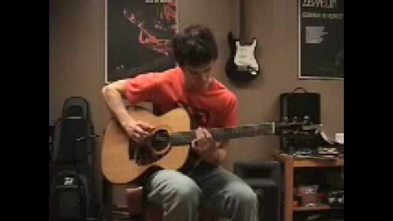 Neon - John Mayer (acoustic cover)