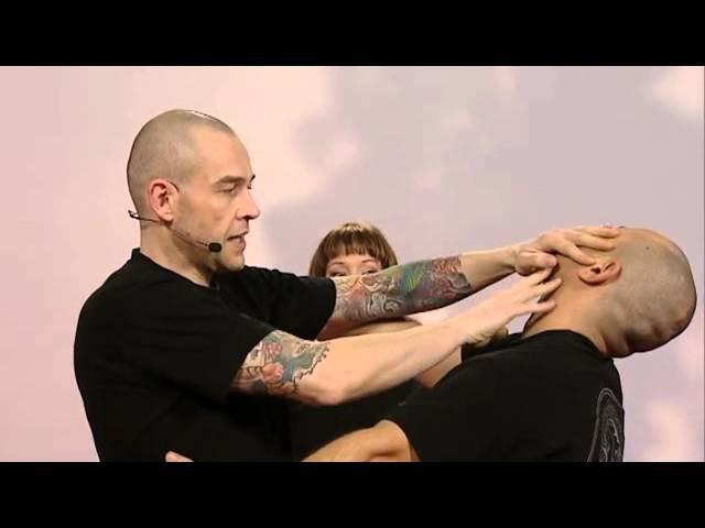 Wing Chun - Gegen Würgen