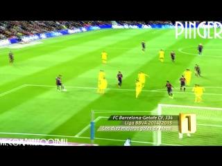Месси - великолепный гол |PinGer| vk.com/vinefootball
