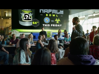 Video Game High School (VGHS) S03 E06 / Высшая Школа Видео Игр / Гимназия Видеоигр (озвучка stopgame.ru)