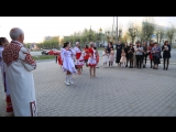 Чувашская песня возле ресторана Максимыч ул.50 Лет Октября, г.Тюмень