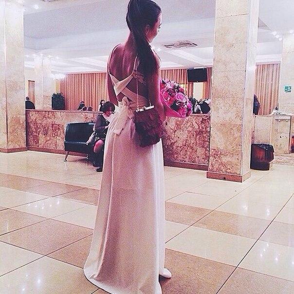 Саша project белое платье 14 фотография