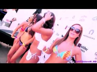Brooklyn Bounce - MEGamix ( vs. Bikini Contest Selection).HD