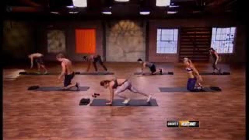 Фаза 2. Тренировка 7. Джиллиан Майклс - Бодишрэд - Зенит / Jillian Michaels - Bodyshred - Zenith