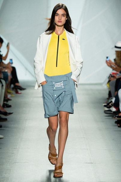 Lacoste. Spring 2015. Ready-to-Wear. (2 фото) - картинка