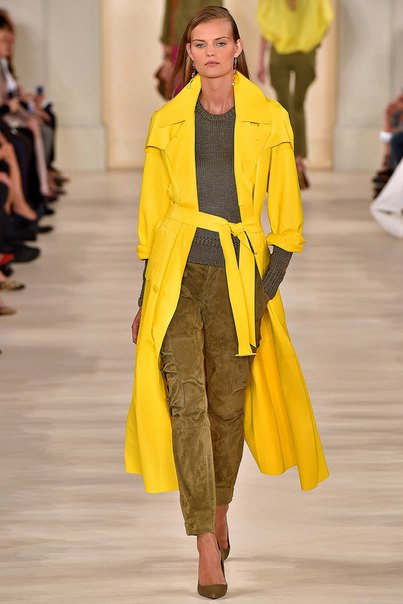 Ralph Lauren. Spring 2015. Ready-to-Wear. (6 фото) - картинка