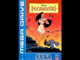 Pocahontas Прохождение (Sega Rus)