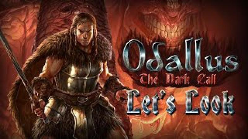 Давай глянем - Odallus: The Dark Call