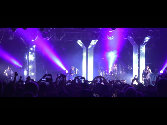 ENTER SHIKARI - Constellations [Live in the Barrowland. Glasgow. Dec 2012]