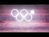 Одно кольцо не раскрылось в Сочи 2014 (ВИДЕО) | One ring is not revealed in the Sochi 2014 (VIDEO)