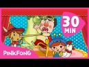 Pinocchio Fairy Tales Musical Compilation PINKFONG Story Time for Children