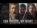 Spartacus || Can You Feel My Heart