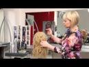 Вечерняя прическа для средних или длинных волос