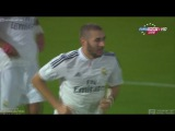 Karim Benzema Goal - Cruz Azul vs Real Madrid 0-2 ( Club World Cup ) 2014 HD