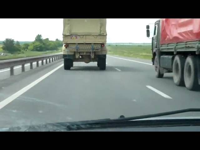 КамАЗ 4911 (160 км/ч)