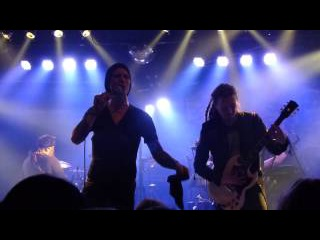 HIM - The funeral of hearts live @ Klubi Tampere 15.08.2015