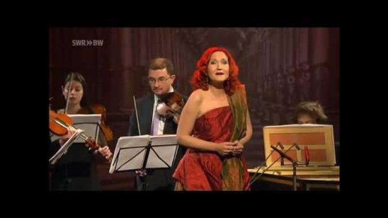 Tempesta di mare Simone kermes Luca Mares Venice Baroque Orchestra