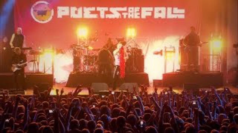 Poets of the Fall - Running Out of Time (Live in Moscow)