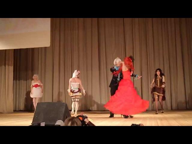[АБ15] Хигураши - Сладости