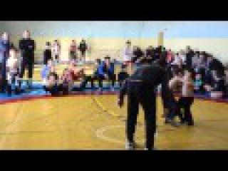 Чемпионат Измаила по борьбе. 31 января