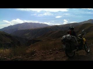 Средняя Азия. 2 Серия. Киргизия. Путешествие на мотоциклах