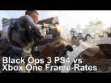 Call of Duty Black Ops 3 PS4 vs Xbox One Multiplayer Frame-Rate Test