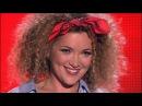 Екатерина Шемякина Get Lucky - Слепые прослушивания - Голос - Сезон 3