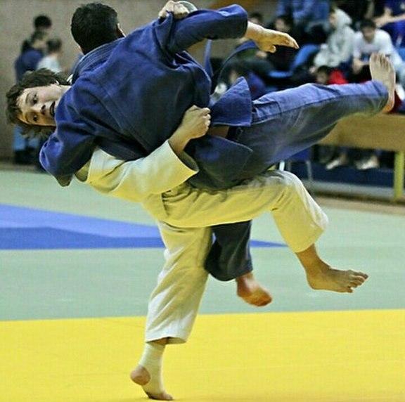 Орловские дзюдоисты привезли из Тулы комплект медалей