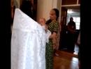 Крещение сына крестного моего.