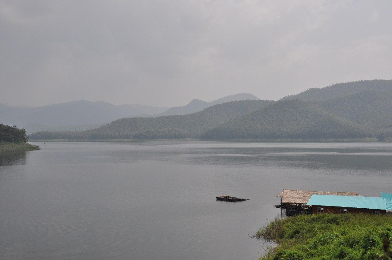 Озеро Sri Lanna