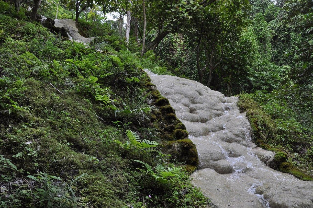 Водопад Buan Thong