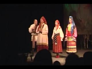 Студёновские страдания - Ансамбль Воскресение (г.Липецк) 2011