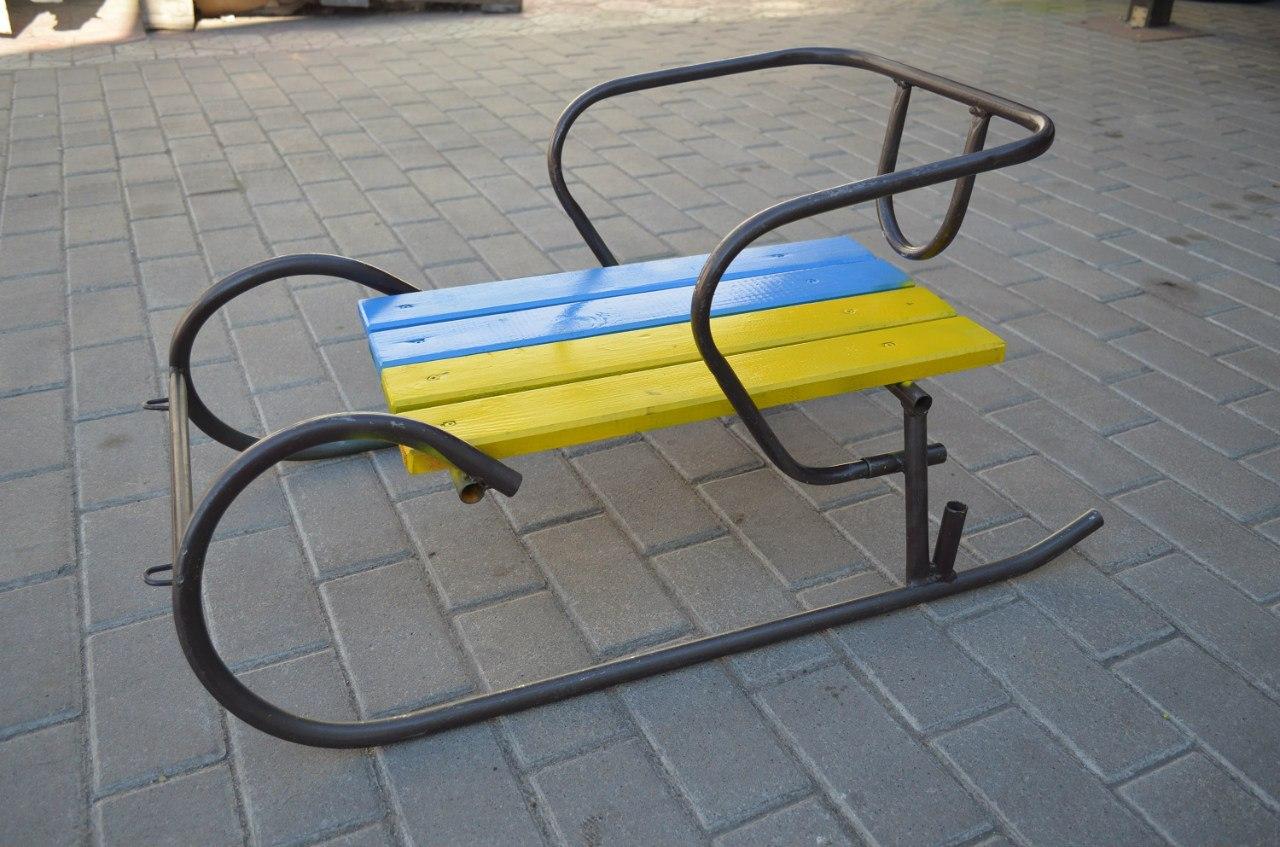 Санки Патріот