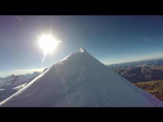 Kilian Jornet и Ueli Steck - восхождение на Eiger