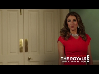 Трейлер - 2 сезон The Royals - Trailer Season 2