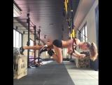 Тренируемся с Изабель Гулар 4