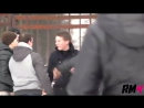 Изнасилование девушки на улице