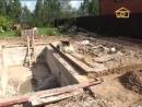 Реконструкция - новый фундамент на месте старого