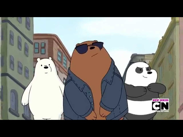 We Bare Bears This My Squad