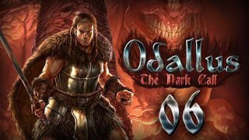 Odallus: The Dark Call Прохождение - Серия №6: Пик Дьявола